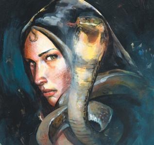 Shekhar Kapur's SnakeWoman